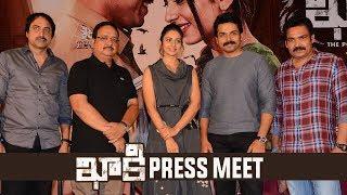 Khakee Movie Release Press Meet Video | Karthi | Rakul Preet Singh | TFPC - TFPC