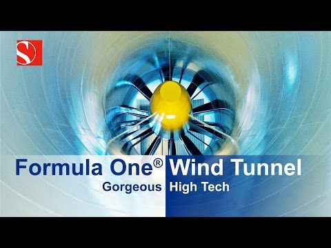 Видео: Как выглядит аэродинамическая труба на базе Sauber