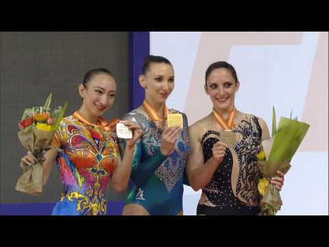 2016 World Aerobic Gymnastics Championships - Individual Women and Trio Finals