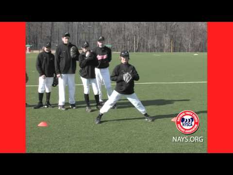 Coaching Youth Baseball - Infield Play (part 1 of 3)