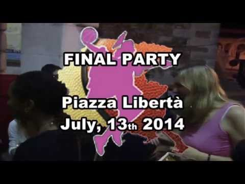 Eurobasket U20 Women 2014 - Closing Party