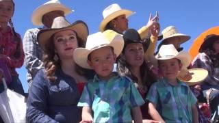 Coleaderos en El Hormiguero (Chalchihuites, Zacatecas)