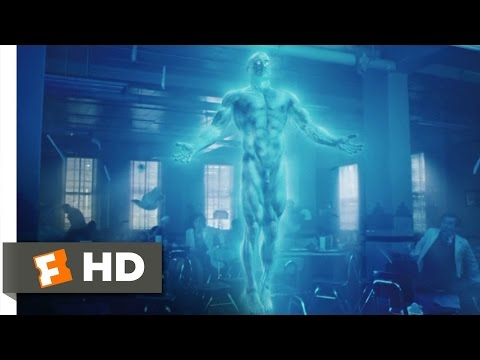 Watchmen (3/9) Movie CLIP - The Birth of Dr. Manhattan (2009) HD