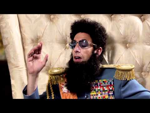 The Dictator Sacha Baron Cohen On Stephen Harper & Canada