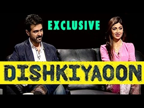 Dishkiyaoon | Harman Baweja & Shilpa Shetty EXCLUSIVE INTERVIEW
