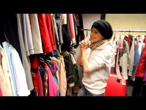 "Videoblog Sabiny - odc.1 ""Garderoba"""