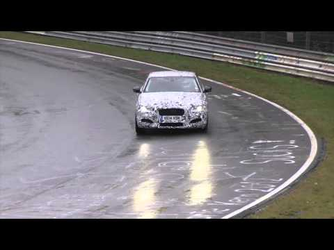 Jaguar XF: video spia