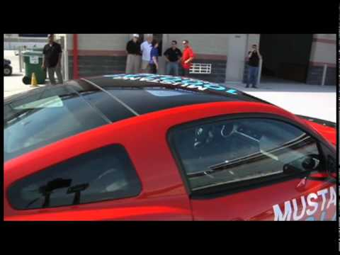 2011 Ford Mustang 1,000 Lap Challenge