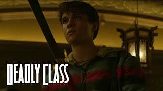 DEADLY CLASS | Official Trailer #1 | SYFY - SYFY