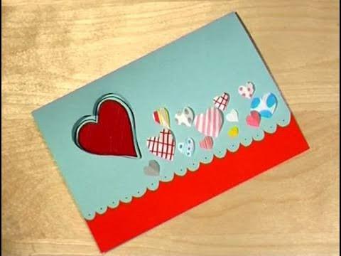 Cómo diseñar una tarjeta de San Valentín