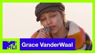 Grace VanderWaal Performs 'City Song' (Live Acoustic) | #MTVXGRACE - MTV