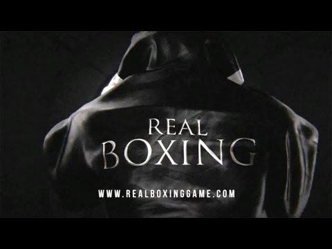 "Trailer gry mobilnej na iOS ""Real Boxing"""