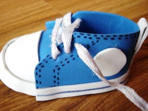 Moldes para hacer zapatos converse en foami - Imagui
