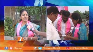 Aler Ex MLA Gongidi Sunitha Face To Face On Election Campaign and Winning Chances | iNews - INEWS