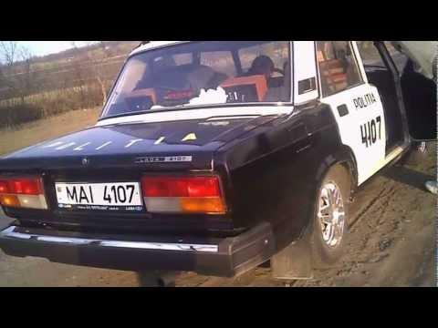 Poliția rutieră în Moldova