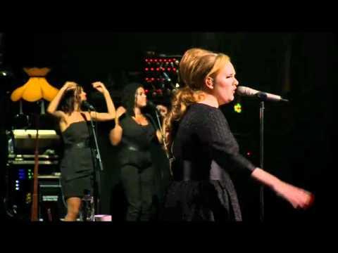 Adele - Rumor Has It (Live) Itunes Festival 2011 HD