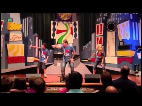 VBS 2011 Worship Rally (Part 3)