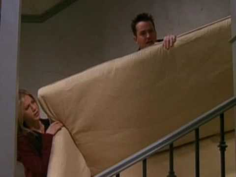 Friends - The Couch Scenes - PIVOT!