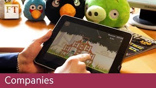 Shares of 'Angry Birds' maker tumble 50% - FINANCIALTIMESVIDEOS