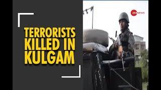 5W1H: Three militants killed in encounter in Kulgam - ZEENEWS