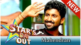 Actor Mahendran in Stars Day Out 09-08-2014 Puthuyugam tv Show