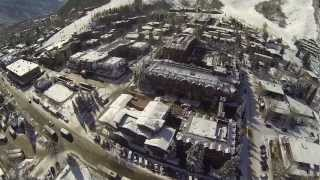 Above Aspen with a Remote Control Multirotor and GoPro3