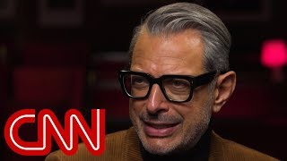 CNN's Christiane Amanpour sits with Jeff Goldblum - CNN