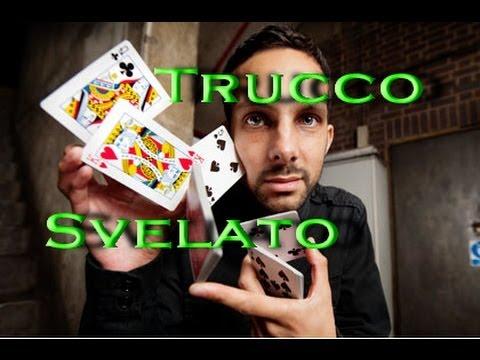 TUTORIAL trucco previsione carta Dynamo svelato - spiegazione trucco carte Crazy Funny Things 5