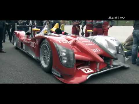 2010 24 Hours of Le Mans - Audi teaser