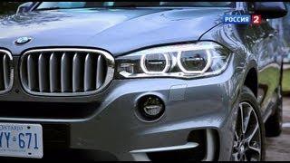 Тест-драйв BMW X5 (F15) 2014