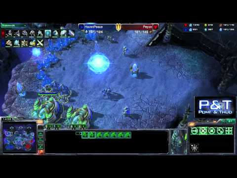 (HD466) Wolf vs Peyon - PvT - Starcraft 2 Replay [FR]
