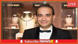 LIVE TV: UK court issues arrest warrant against Nirav Modi — PNB Scam - NEWSXLIVE