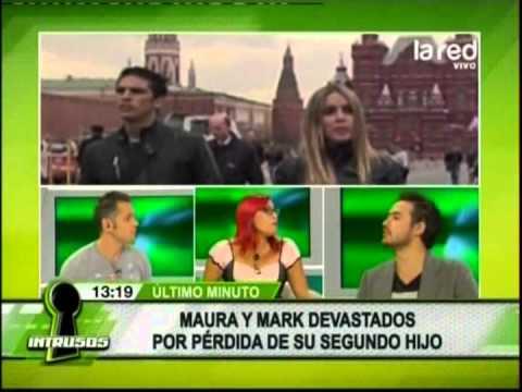 Maura y Mark devastados por pérdida de su segundo hijo