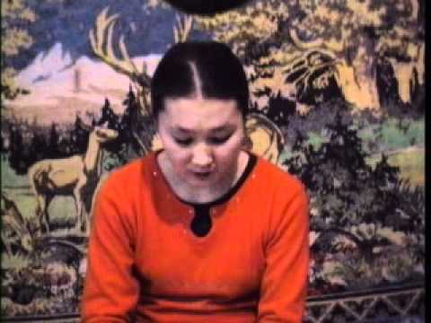 Marta does Russian-Tuvan translation, pt. 3 - TUBD36