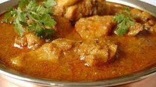 Chicken Cashew Curry..