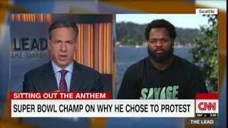Seahawks Michael Bennett: I'll protest anthem until we're equal - CNN