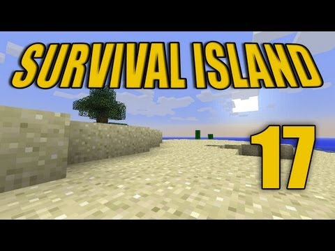 Minecraft - &quot;Survival Island&quot; Part 17: Finding animals