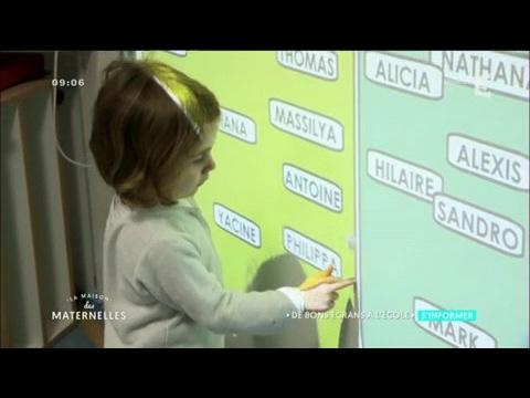 Comment initier les enfants au numérique ? La Maison des Maternelles