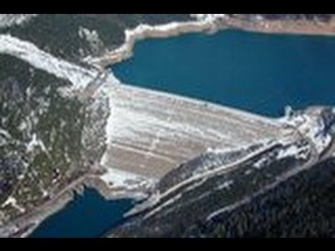 The World Top 15 Most Tallest Dams