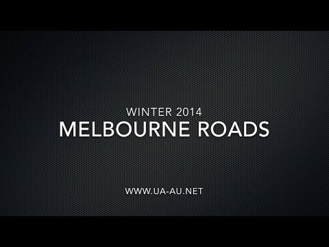 Melbourne Roads