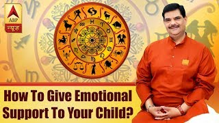 GuruJi with Pawan Sinha: Parenting Tips: Give emotional support to your kids if they get bad dreams - ABPNEWSTV