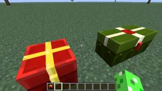 Minecraft easter egg for xmas minecraft blog these chestsand skis appear every christmas the chests would maybe have a little gift in side dont rant in the comments about gifts like you big liar negle Image collections