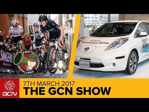 Bikes Vs Driverless Cars | The GCN Show Ep. 217