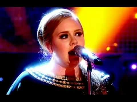 Adele Set Fire To The Rain Graham Norton Show April 2011