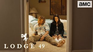 'Dud's Intervention by Liz' Talked About Scene Ep. 102 | Lodge 49 - AMC