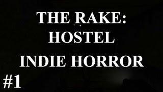 The Rake: Hostel - Complete Ending - Free Indie Horror Game