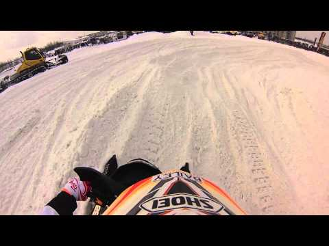Bailey Motorsports racing Grand Prix Snowcross Du Carnaval