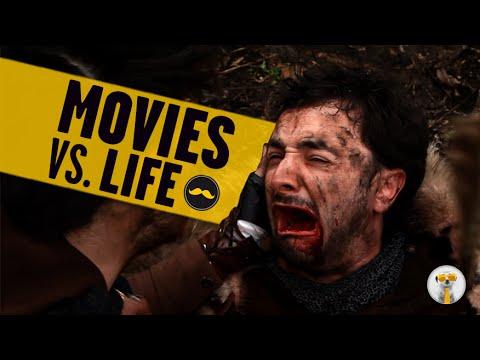 Movies vs. Real Life