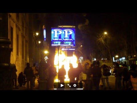#23F - Mareo de Mareas (Manifestación y Disturbios)
