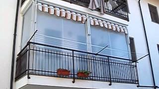 Tende Trasparenti Per Balconi Prezzi : Tende invernali a veranda antivento torino mftendedasoletorino
